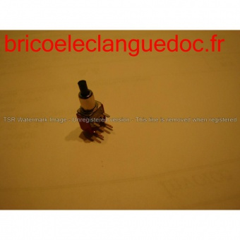 micro bouton poussoir of/(on)