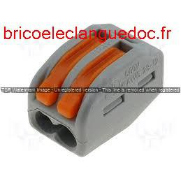CODE CO 042  CONNECTEUR REUTILISABLE 1 piece par 10 par 100 par 1000