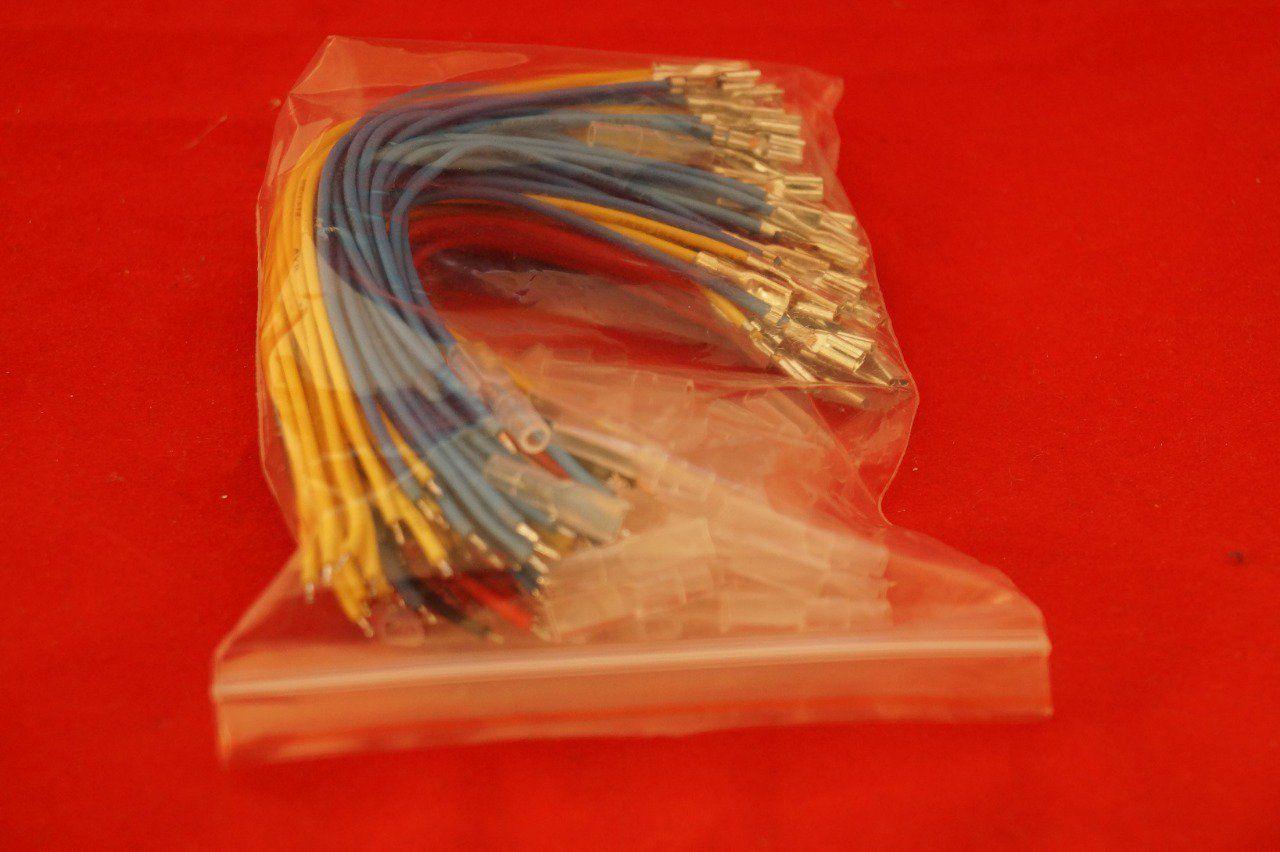 fils de cablage pour boutons poussoir ou autres - Code BP 044